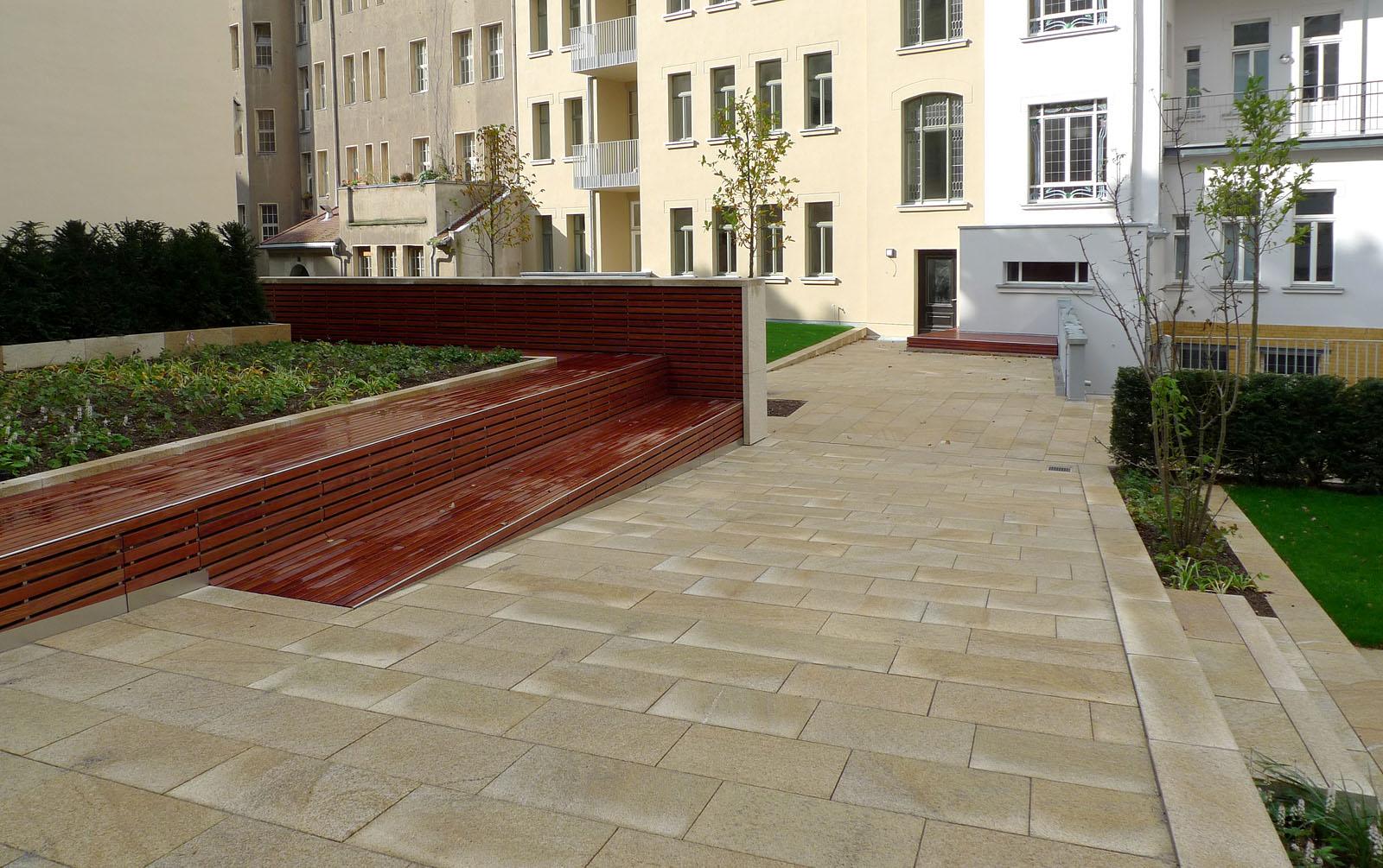 Dachbegrunung Klostergasse Leipzig Garten Und